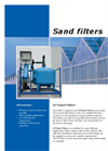 Sand Filter Systems Brochure