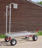 Model 32 - Towmore Trailer With Tree Supports