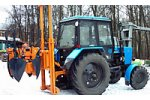 Lift Mast  - Attachment for Tractor