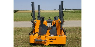 Optimal - Model 650 O/S - Tree Spade