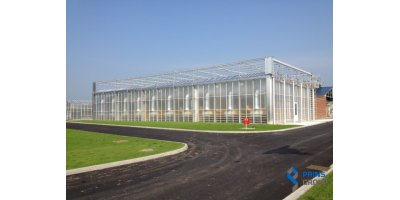 Commercial Greenhous for Research Center