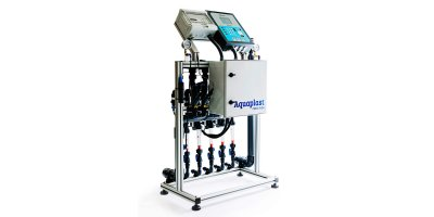 Ripple Aquaplast - Feeding and Control System