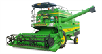 KS Agrotech - Model KS 9300 Crop Master (Super Deluxe) - Self Propelled Combine Harvester