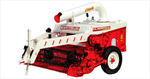 KS Agrotech - Model KS 756 DB - Straw Reaper / Small Harvester Combine