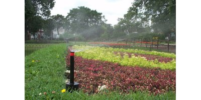 Commercial Landscape Irrigation System