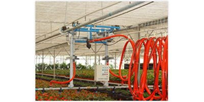 Movable Sprinkler System
