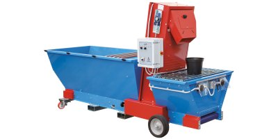 Urbinati - Model IM 1800  - Potting Machine for Big Pots