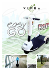 EASY GO - Electric Stand Up Scooter- Brochure