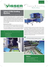 Select-O-Mat - Model III - Grading Machine Specifications Brochure