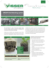 Model VM2070 - Soil Blocking Machine Specifications Brochure