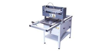 Visser Horti Roulette - Model SA-10 - Semi Automatically Stand Alone Step Seeder Machine