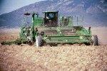 Lenco - Model 4,6 & 8 - Self Propelled Potato Windrower
