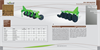 Agrolead - Disc Plough - Datasheet