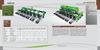 Agrolead - Model ALIC Series - Interrow Cultivator - Datasheet