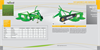 Agrolead - Model Gladiator Series - Drum Mower - Datasheet