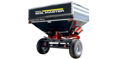 Soilmaster - Fertilizer Spreadding Machine