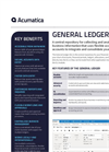 General Ledger - Brochure