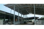 AGRICOW - Steel Facilities Prefabricated
