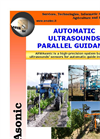 ULTRASONIC - ARVAsonic - Automatic Parallel Guidance System - Brochure