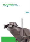 Pre-Soak - Model WYMA - Wet Hopper Brochure