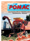 Tomato Harvest Machines Brochure