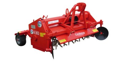 Soil Preparation Machine for Bed Formation-0