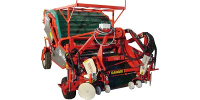 Simon - Model 1300 MM - Compact Corn Salad Harvester