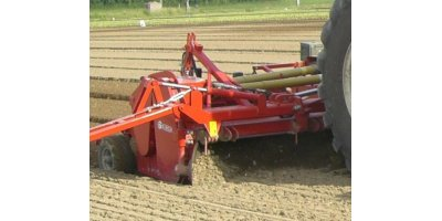 Soil Preparation Machine for Bed Formation-2