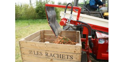 Linkage Harvesters with Bins-2