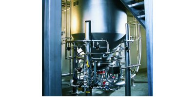Pneumatic Blending Systems and Mixer