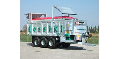 Bossini - Model SG 200 - Manure Spreader