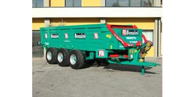 Bossini - Model SB 200 - Manure Spreader