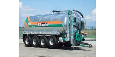 Bossini - Model B4 400 - Slurry Spreader Tank