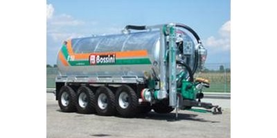 Bossini - Model B4 350 - Slurry Spreader Tank