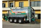 Bossini - Model B3 280 - Slurry Spreader Tank