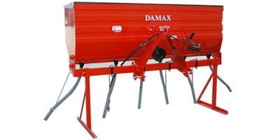 Model D790  - 6 Lines Fertilizer Spreader