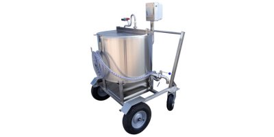 MILK EXPRESS  - Milk Trolley for Calves
