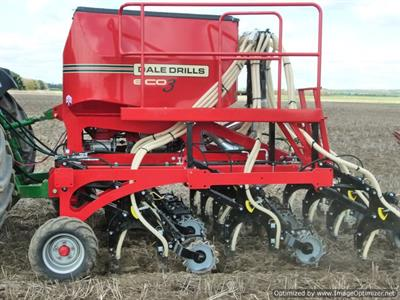 Dale Drills - Model Eco S - Seed Drill