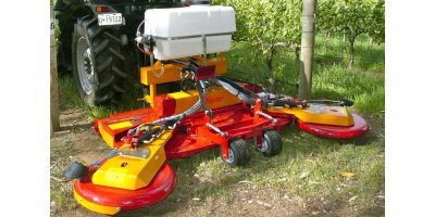 Fischer - Model GL4 & GL5 - Mowers