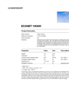 ECONET - Model 100400 - Ventilation Screen - Brochure