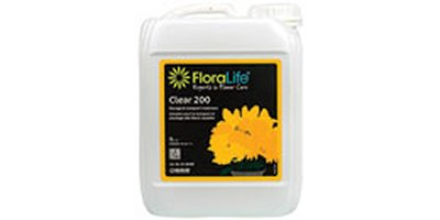 Model Clear 200 - Storage & Transport Concentrate for Cut Flowers