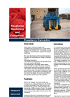 Raspberry Harvester- Brochure