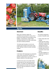 The Sprite Apple Harvester- Brochure