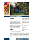 Hydraulic Tree Shaker- Brochure