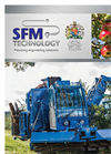 Blackcurrant Harvesting Products - Brochure