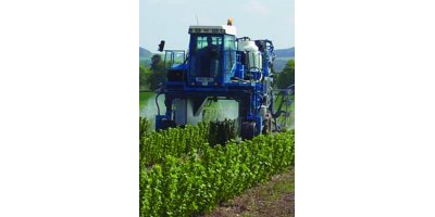 Samson - Combined Harvester and Sprayer