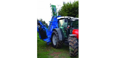 SABRE  - Tractor Mounted Harvester