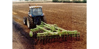 Dowdeswell - Model 77 Series - Disc Harrow