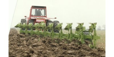 Dowdeswell - Model DP2 - Heavy Duty Semi-Mounted Ploughs