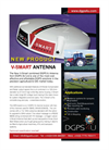 Model V-Smart - Combined DGPS & Antenna Brochure